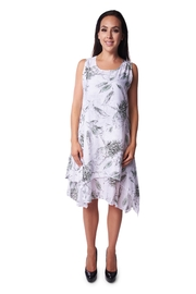 Fashion Cage Garden Party Dress - Product Mini Image