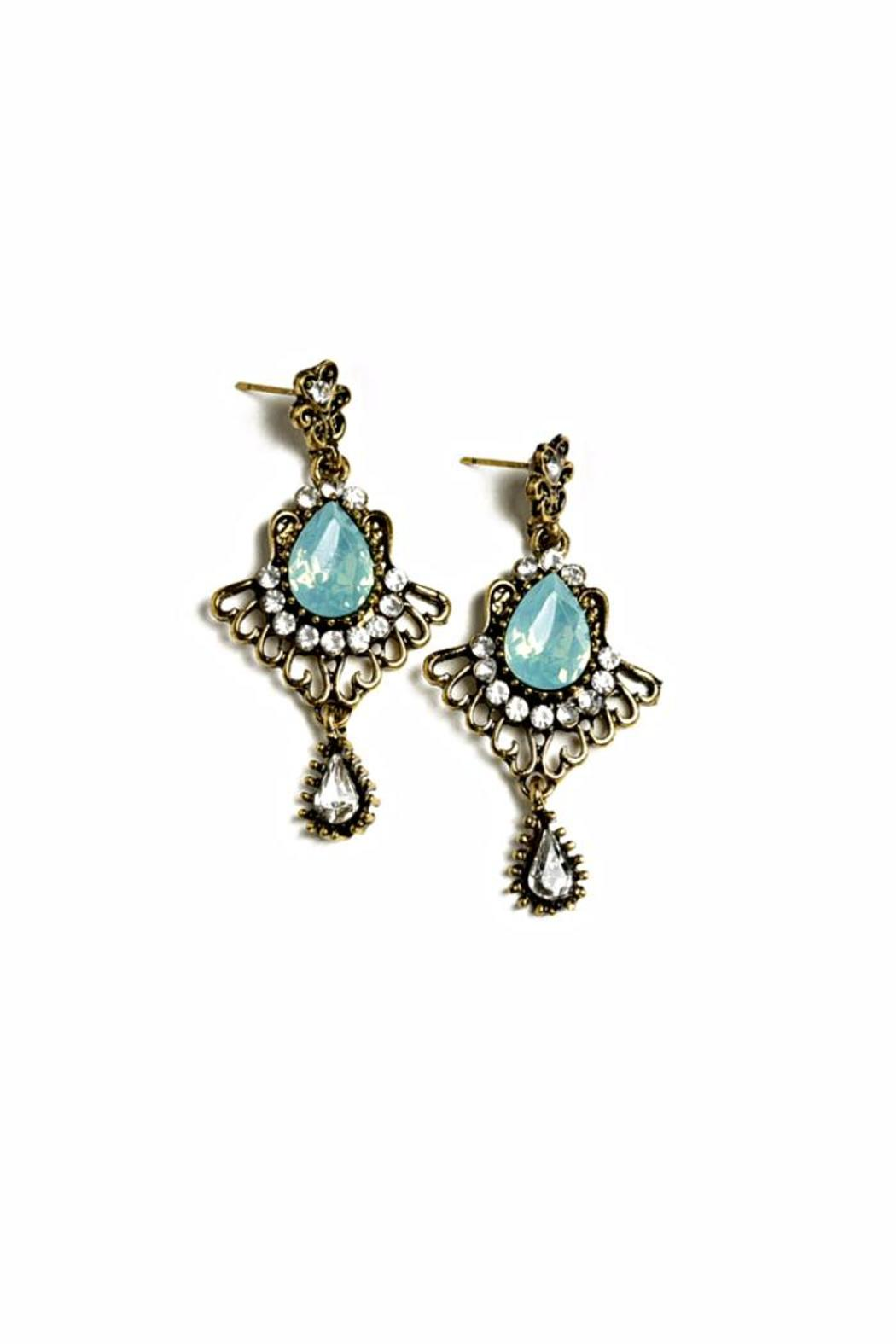 Fashion Jewelry Vintage Style Earring - Main Image