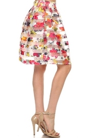 Fashion Line A-Line Floral - Side cropped