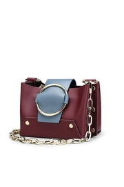 Fashion Pickle Anaita Burgundy Bag - Product Mini Image