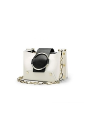 Fashion Pickle Anaita White Bag - Front full body