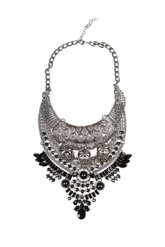 Shoptiques Product: Arina Black Necklace