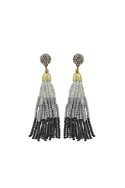Fashion Pickle Bina Statement Earrings - Product Mini Image