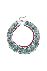 Fashion Pickle Bohemian Statement Necklace - Product Mini Image