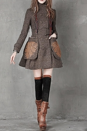 Fashion Pickle Deena Winter Coat - Product Mini Image