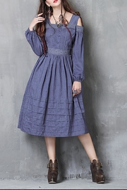Fashion Pickle Farah Long Dress - Product Mini Image
