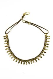 Fashion Pickle Statement Necklace - Product Mini Image