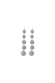 Fashion Pickle Mitka Statement Earrings - Product Mini Image