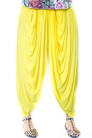 Fashion Pickle Multi Pleated Gypsy Pants - Product Mini Image