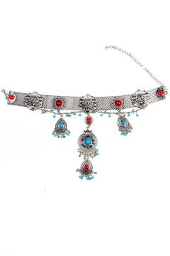 Fashion Pickle Myrah Statement Choker - Alternate List Image