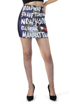 Shoptiques Product: New York Mini Skirt