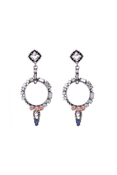 Fashion Pickle Parli Statement Earrings - Product List Image