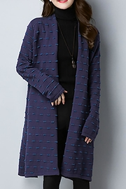 Fashion Pickle Terra Cardigan - Front full body