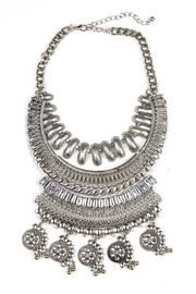 Fashion Pickle Topeca Statement Necklace - Product Mini Image