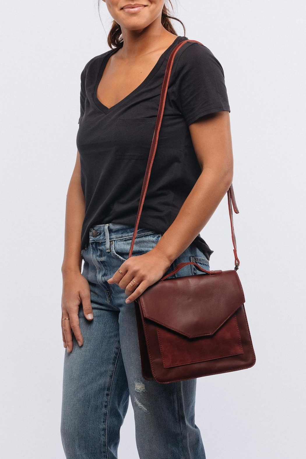 FashionAble Banchi Satchel - Front Full Image
