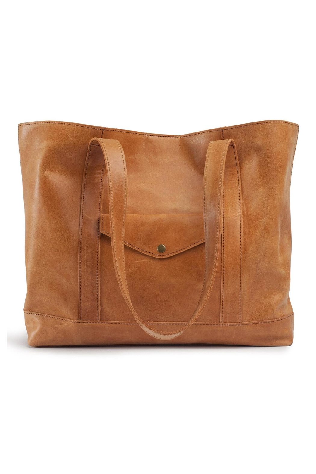 FashionAble Caryall Leather Tote - Main Image