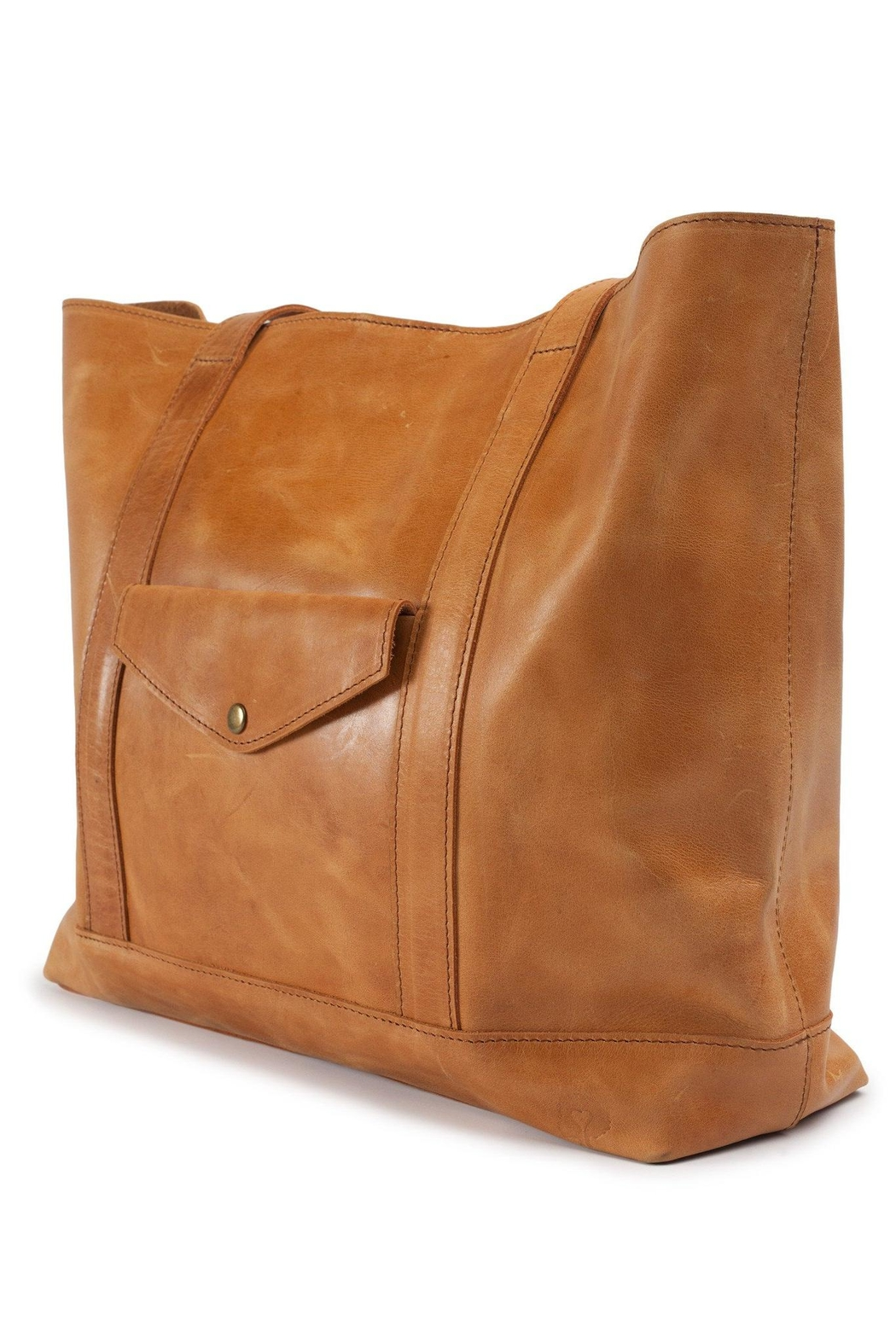 FashionAble Caryall Leather Tote - Front Full Image