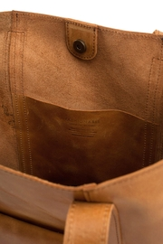FashionAble Caryall Leather Tote - Side cropped