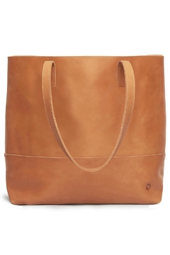 FashionAble Everyday Leather Tote - Product List Image