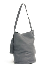 FashionAble Leather Bucket Purse - Front cropped