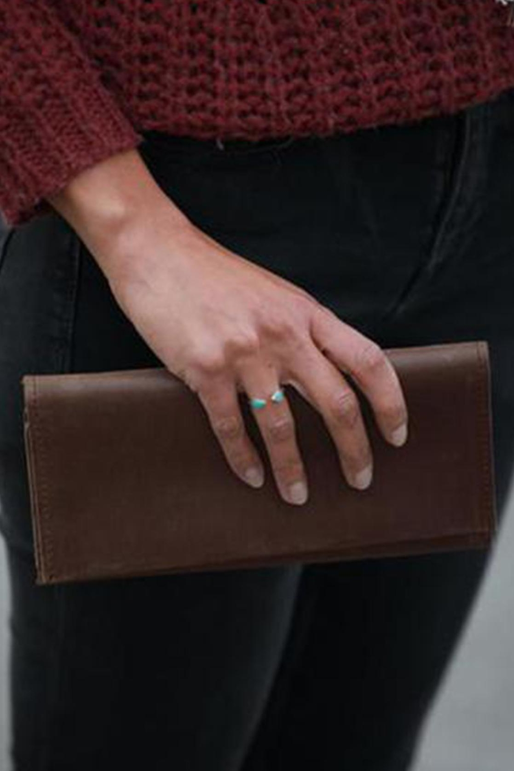 FashionAble Leather Wallet - Front Full Image