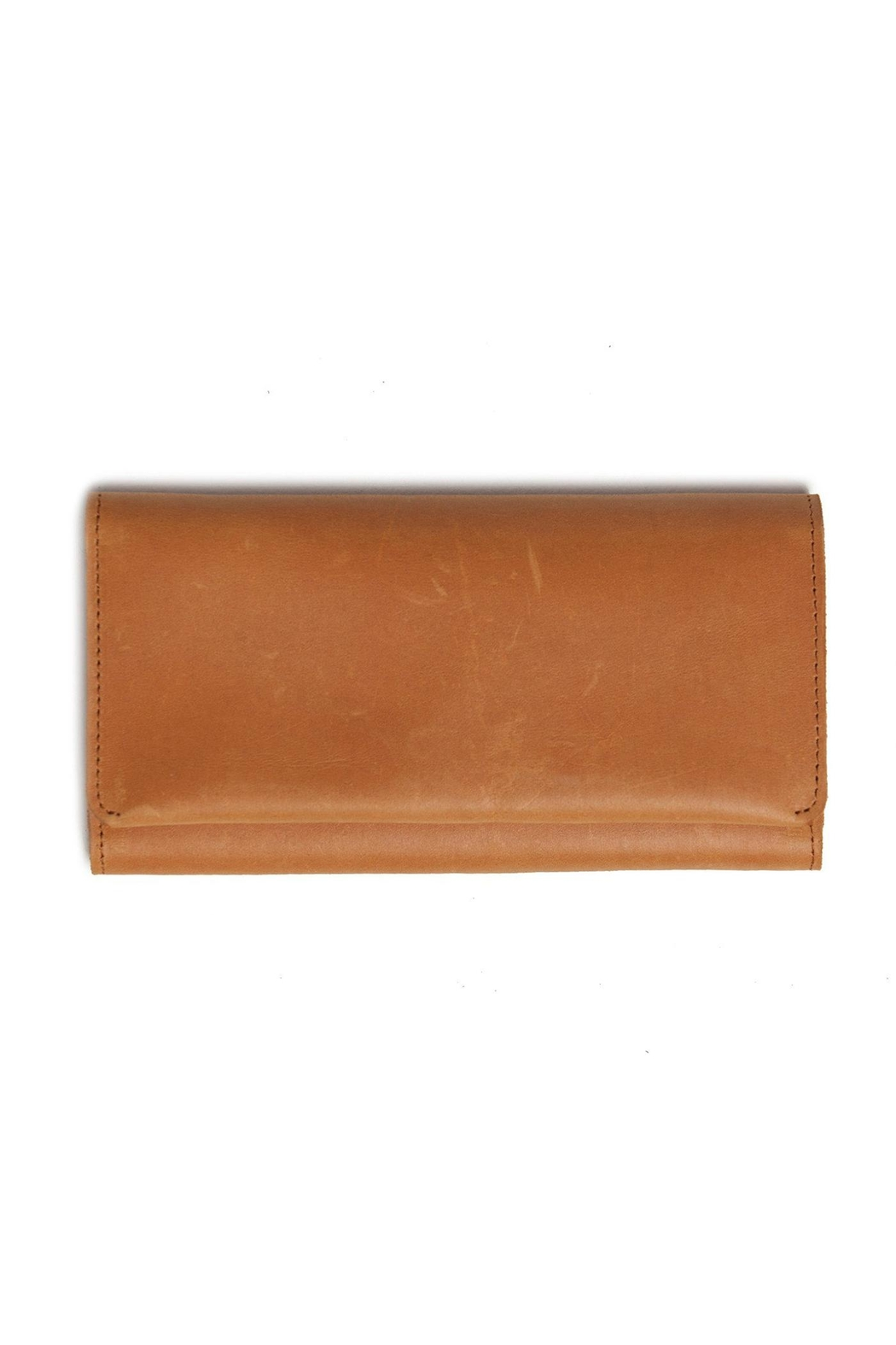 FashionAble Leather Wallet - Main Image