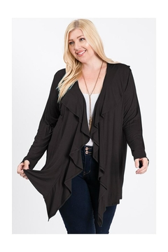 Shoptiques Product: Side Tail Cardigan