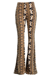 Fashionomics Elephant Bell Bottoms - Front cropped
