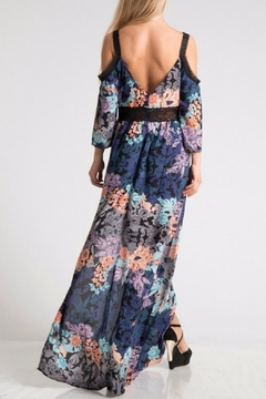 Fashionomics Floral Off Shoulder Dress - Alternate List Image