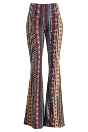Fashionomics Hamsa Bell Bottoms - Front cropped
