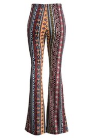 Fashionomics Hamsa Bell Bottoms - Front full body