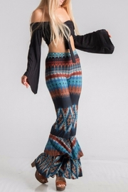 Fashionomics Tribal Layered Pant - Product Mini Image