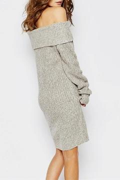 Fashions4young Chunky Sweater Dress - Alternate List Image
