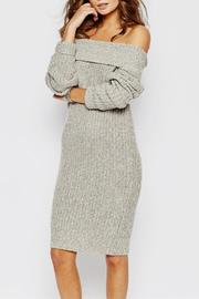 Fashions4young Chunky Sweater Dress - Other