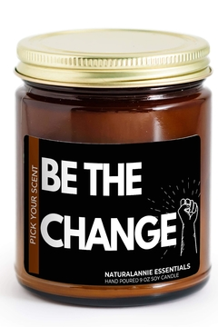 Fason De Viv Be The Change! Soy Candle 9oz - Alternate List Image