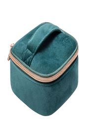 Fason De Viv Jewelry Organizer - Vixen Teal (Velour Finish) - Product Mini Image