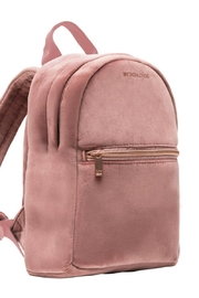 Fason De Viv Mini Backpack - Vixen Rose (Velour Finish ) - Product Mini Image