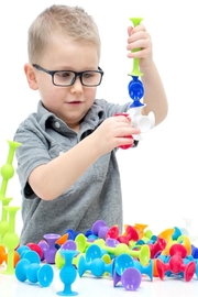 Fat Brain Toys Squigz Large Set - Front full body