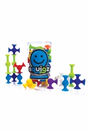 Fat Brain Toys Squigz Starter Set - Product Mini Image
