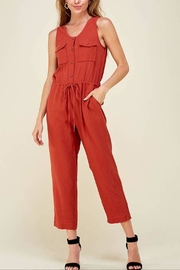 Fate Amber Jumpsuit - Front cropped