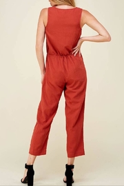 Fate Amber Jumpsuit - Front full body