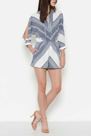 Fate Chevron Romper - Product Mini Image