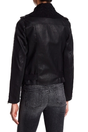 Fate Contrast Moto Jacket - Front full body