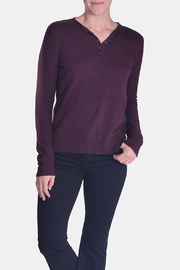 Fate Cozy Days Sweater - Front cropped