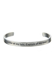Wild Lilies Jewelry  Fate Cuff Bracelet - Product Mini Image
