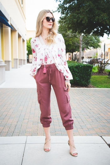 Fate Flower Feilds Top from California by Apricot Lane - Folsom — Shoptiques