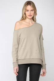 Fate French Terry Sweatshirt - Product Mini Image