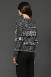 Fate Fringe Cardigan - Side cropped