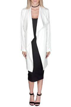 Fate Front Drape Trench - Product List Image