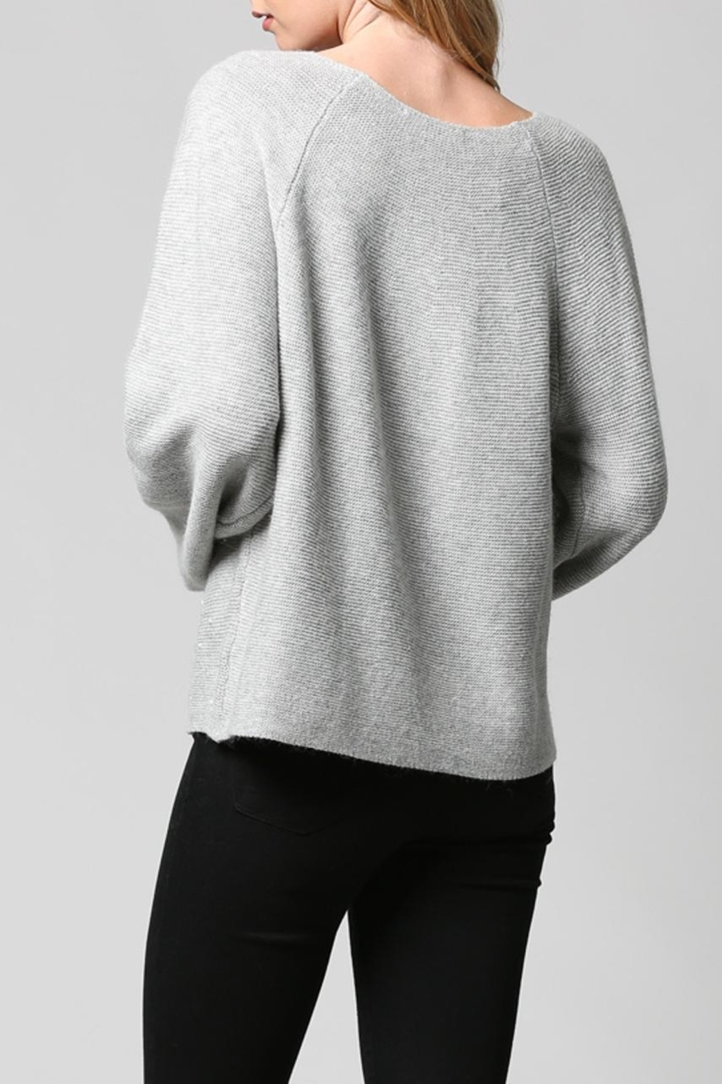 Fate Pearl Sweater - Side Cropped Image